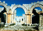 The Archeological Sites in Afrin